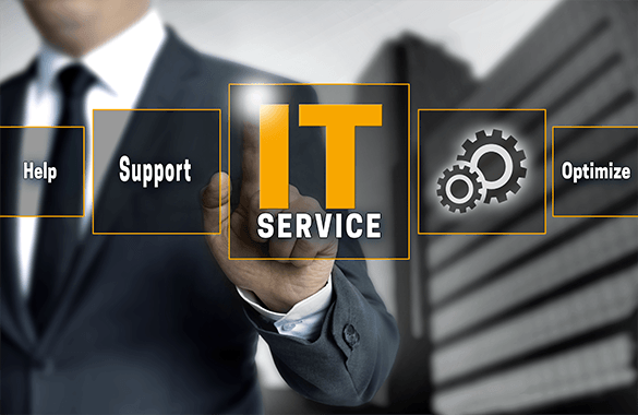 IT Support, managed IT services
