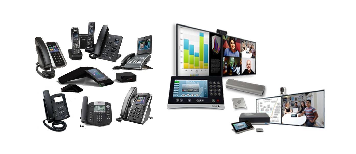 VoIP and Telepresence Solutions